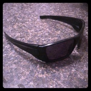 Oakley Fuel Cell Black Sunglasses